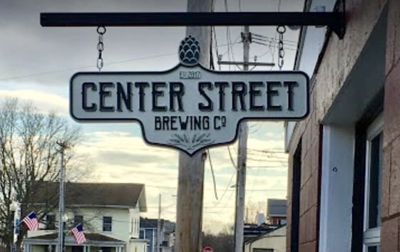 Center Street Brewing Co., CT