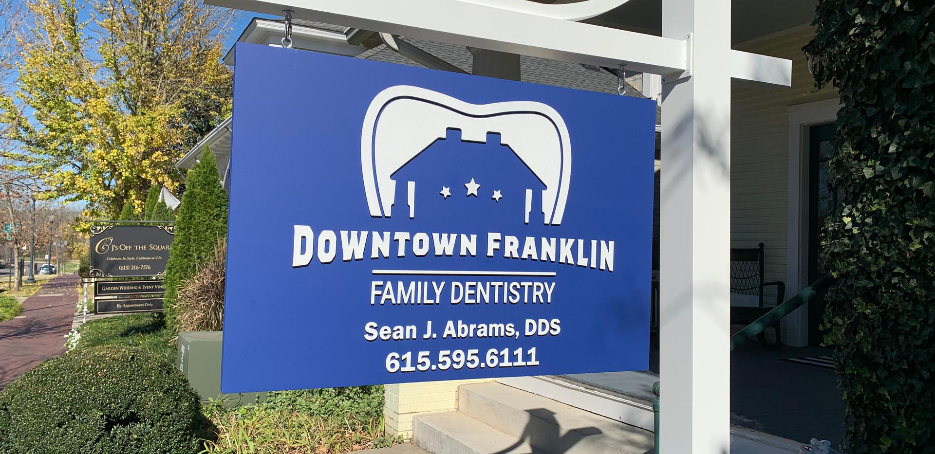 Downtown Franklin Dentistry, TN