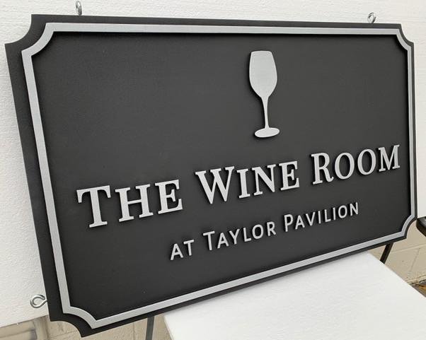 The Wine Room @ Taylor Pavilion, VA