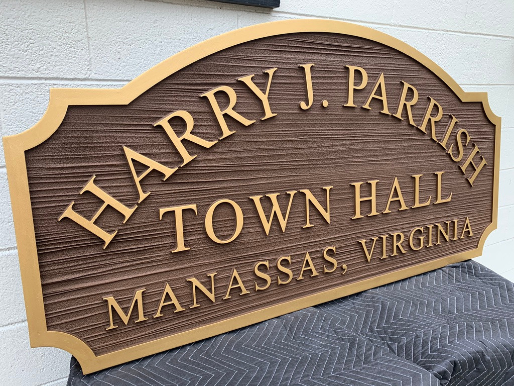 Harry J. Parrish Town Hall, VA