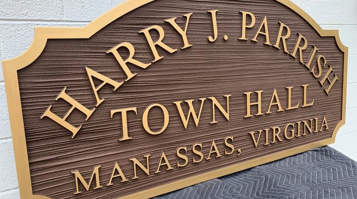 Harry J. Parrish Town Hall, VA