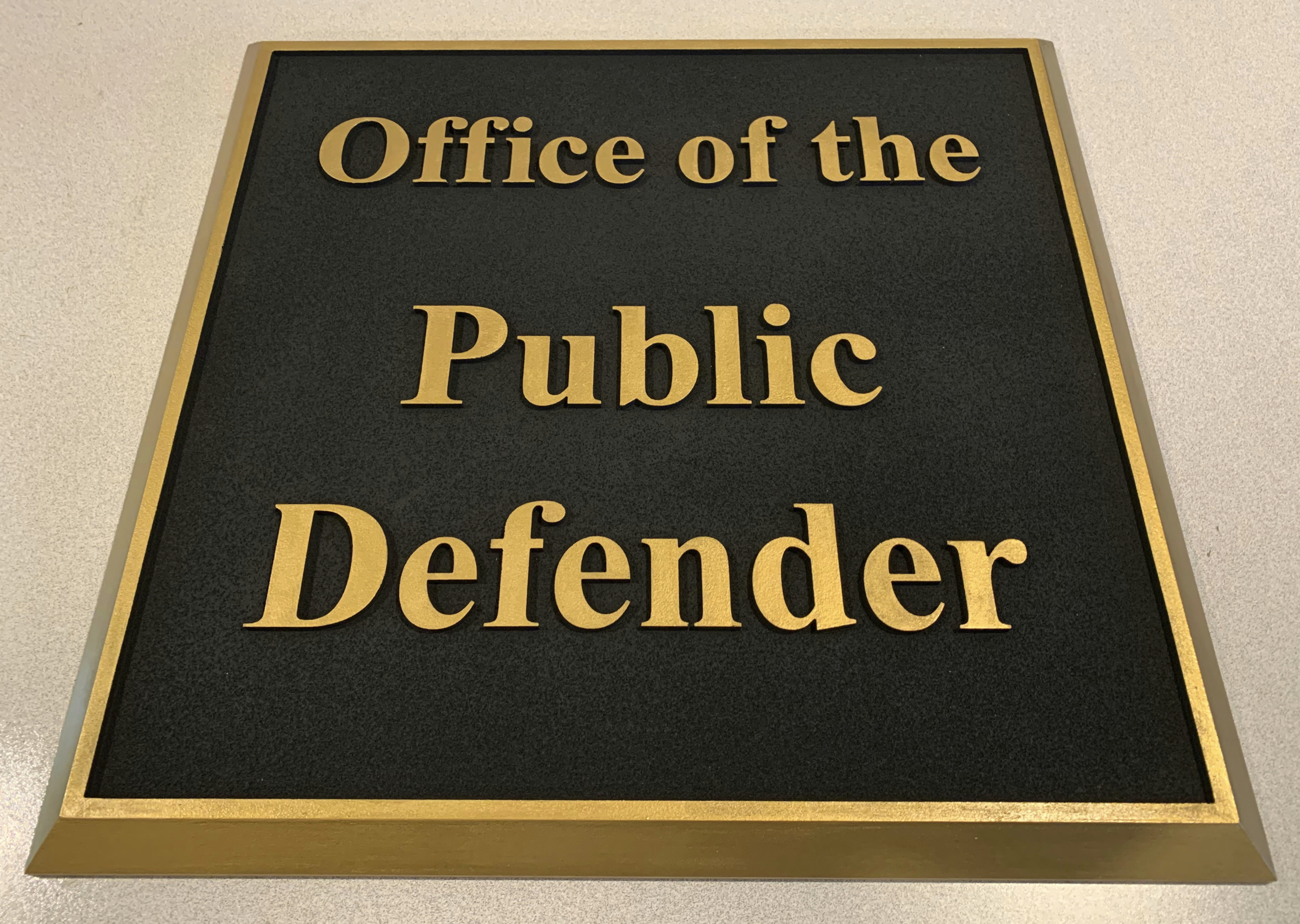 Office of the Public Defender