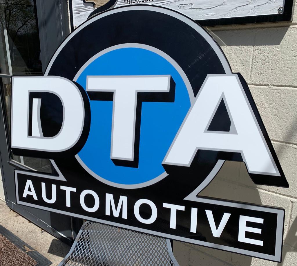 DTA Automotive Channel Cabinet, NJ