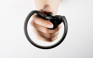 Oculus VR lanza sus controles touch para el sistema Rift