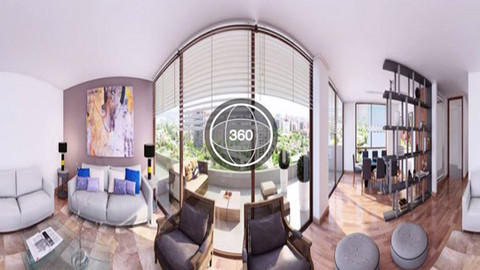 ¿Conoces los videos 360°?