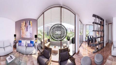 ¿Conoces los videos 360°?