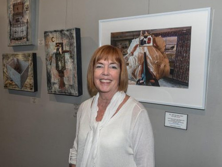 February 23, Juried Art Show Winners