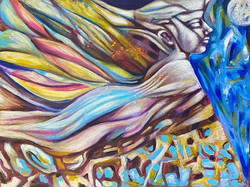 Laura Salazar ~ Illuminated ~ Multi Medi