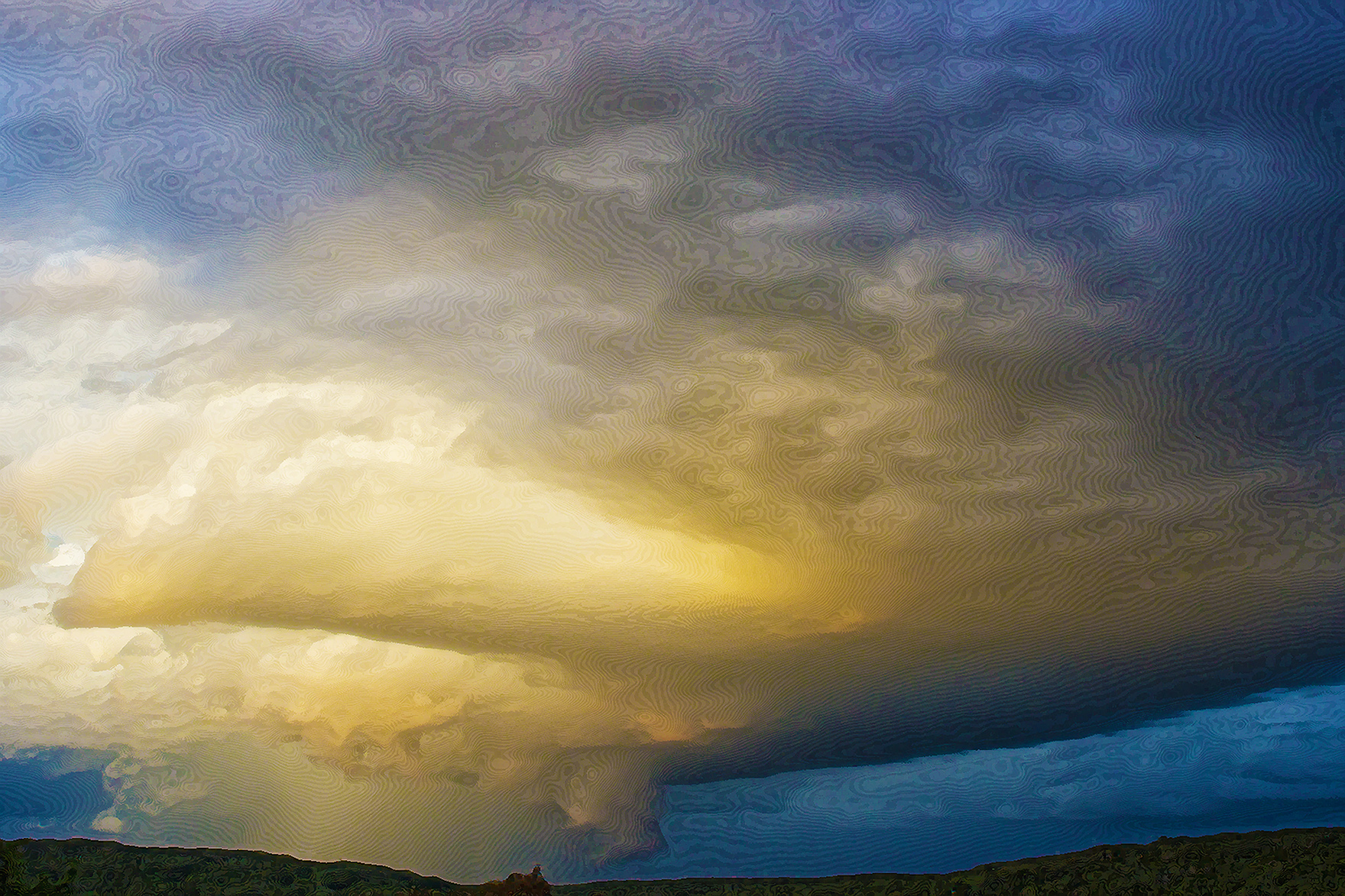 Hill Country Storm