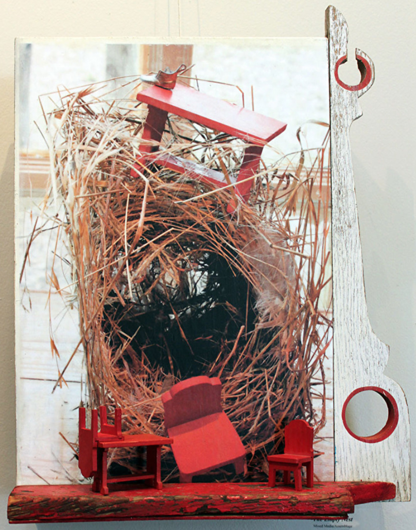 Martha Gibson - _The Empty Nest_ copy
