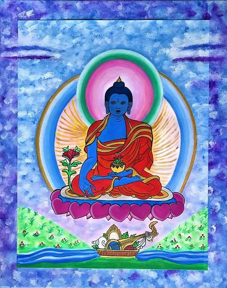 Medicine Buddha 12.7.18 edit
