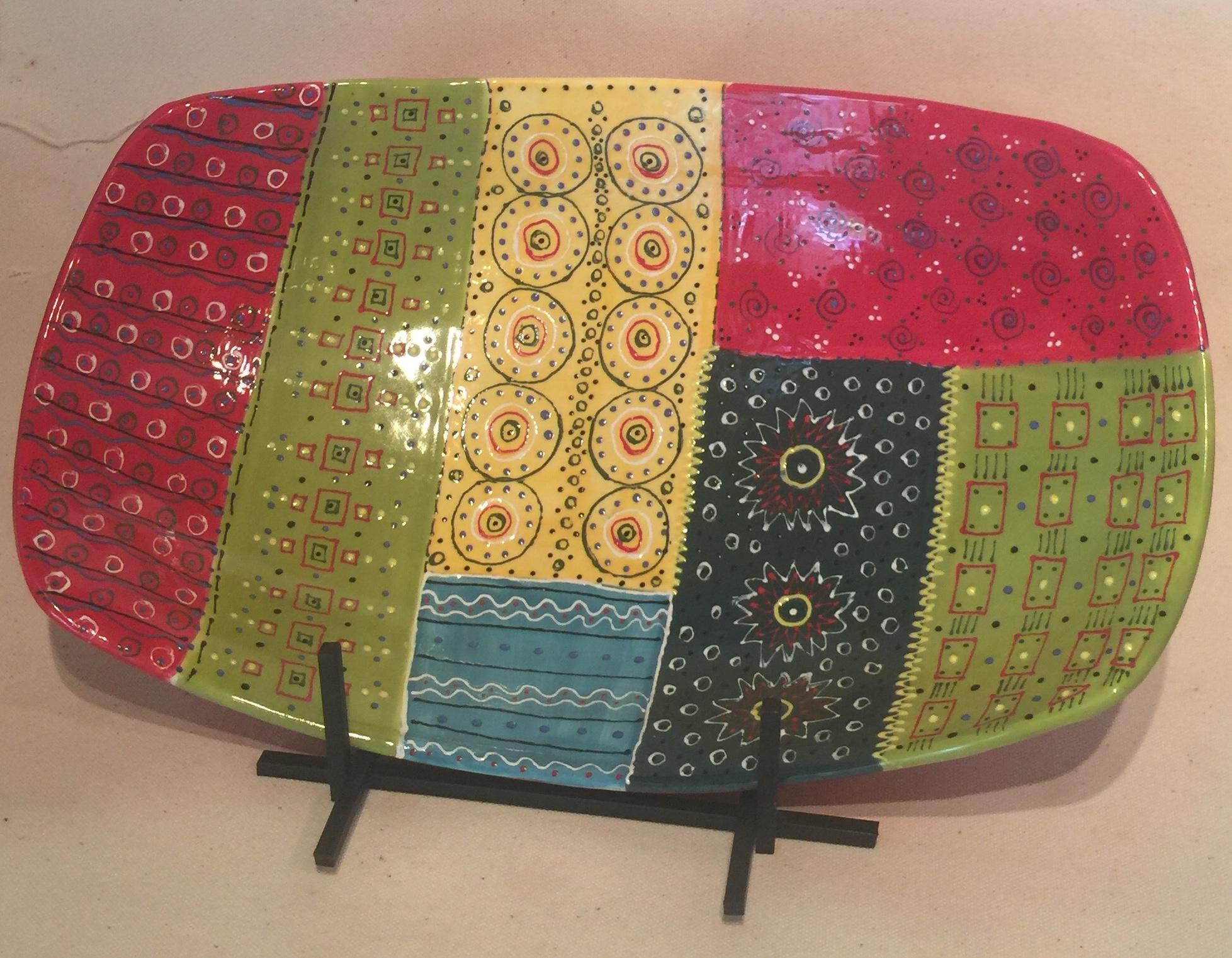 Master Series Oval Platter