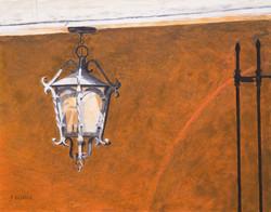 Tom Bender ~ Illuminated ~ Oil 21x18 $28