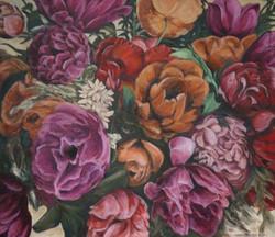 Mikiko Kudo ~ Love ~ Oil on canvas 40 x