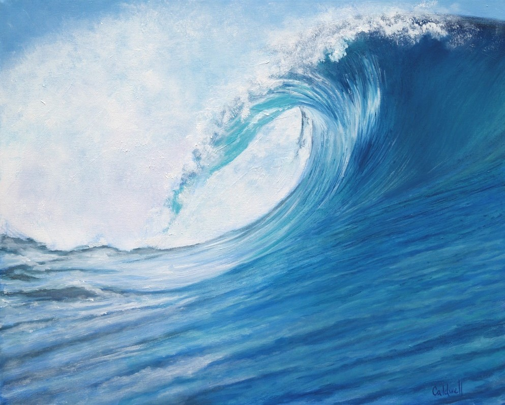 California - Blue Thunder