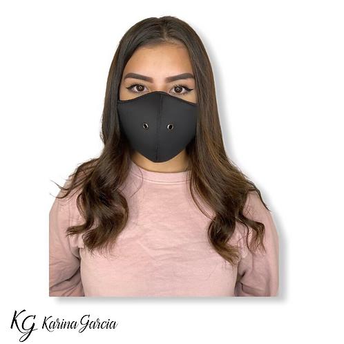 KG Face Mask Black