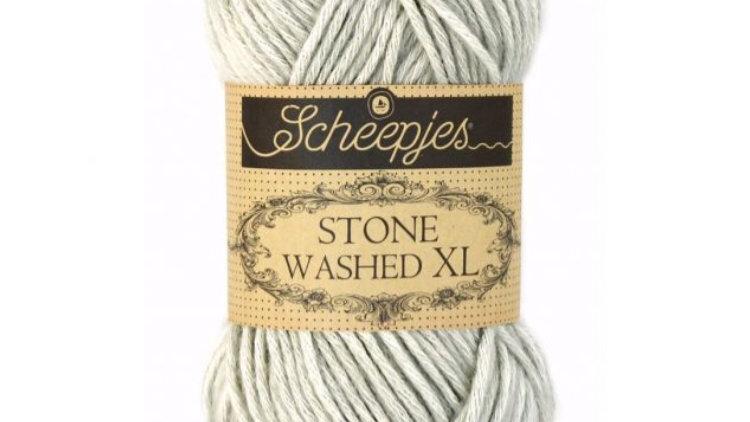 Stone washed xl - Crystal quartz - 50gr - aig 5
