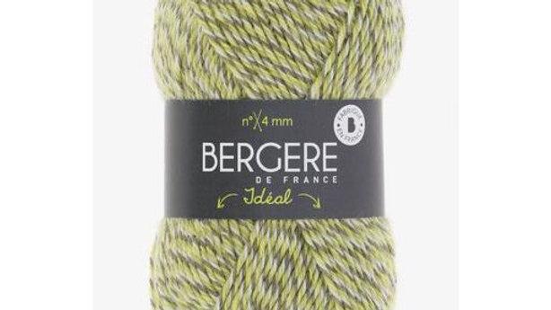 idéal mix vert - 50 gr - 125 m - aig 4
