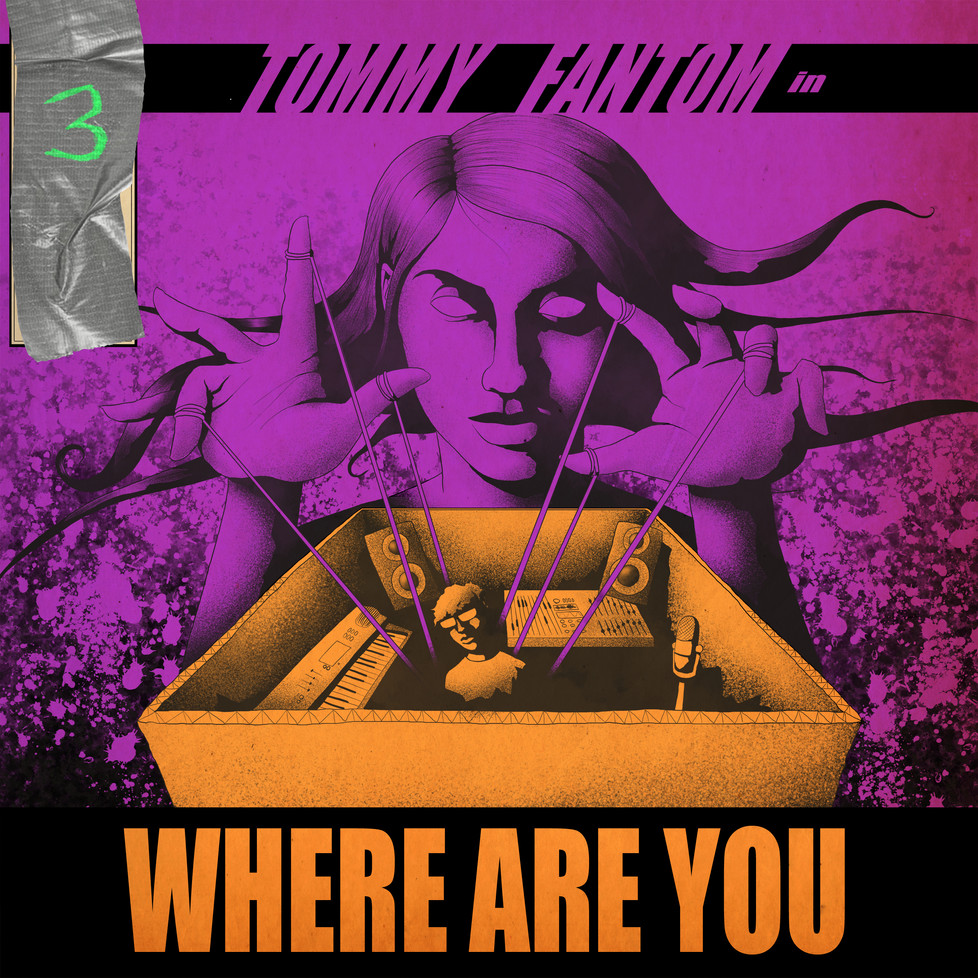 Where Are You - Single
