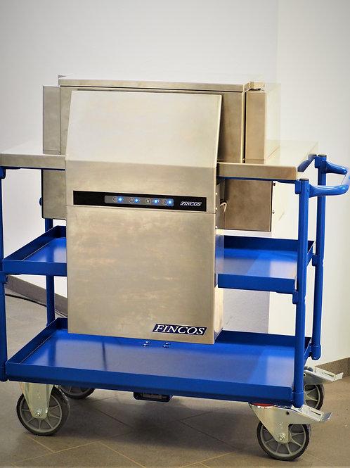 Teile-Waschwagen mit Absaugung Typ SEPA 30 PM