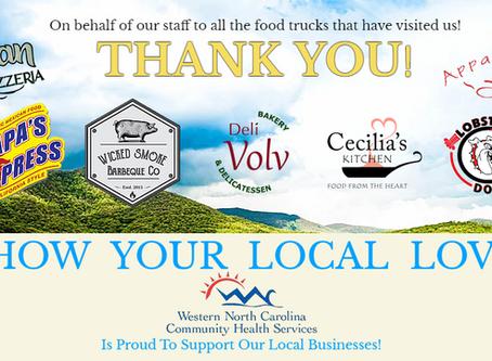 Thank You Food Trucks