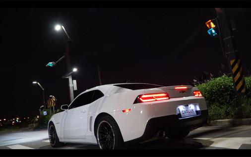 2014-2015 Camaro Tail Lights