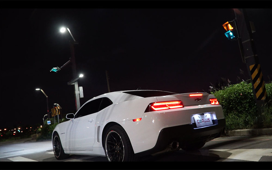 2014-2015 Camaro Tail Lights