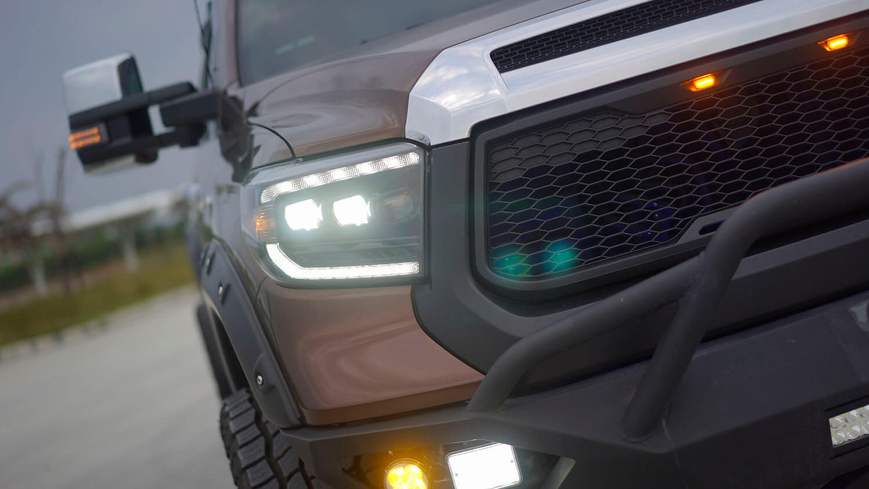 2014+ Tundra Headlights