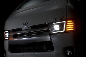 2014+ Hiace Headlights