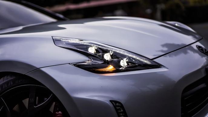 2008+ 370Z Headlights