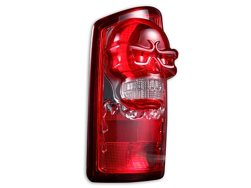 【DODGE RAM】 COPLUS SKULL TAIL LIGHT