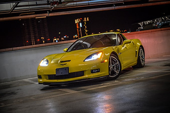 Corvette C6 Headlights