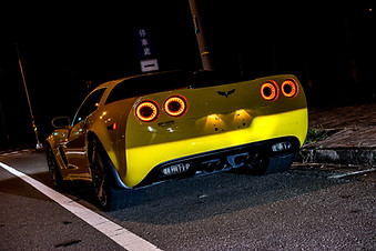 Corvette C6 Tail Lights