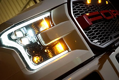 2015-2017 F150 Headlights