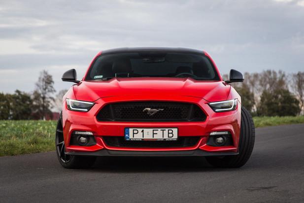 2015+ Mustang Headlights