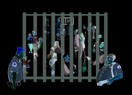 Visiting the Jail