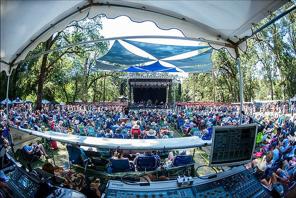 Kate Wolf Music Festival Black Oak Ranch Event Rental Venue Mendocino County CA
