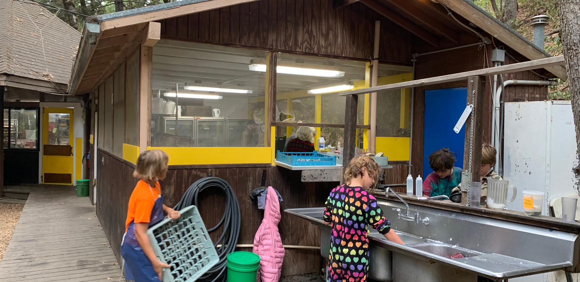 Best dishwashing crew!