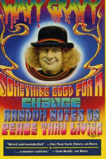 Something Good for A Change (Hardcover, 1992)