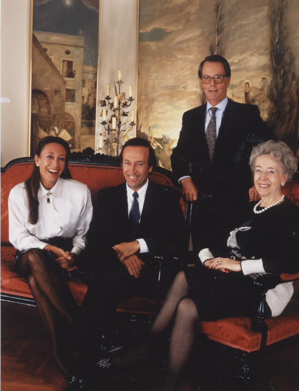 Marimar Torres with her family