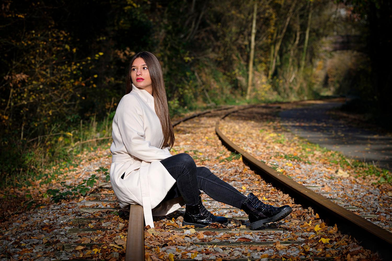 Railway  Cécile laurent