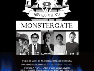 8/7 Monster Gate@WOMB