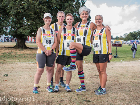 From Sun to Storms at Heckington 10 miler