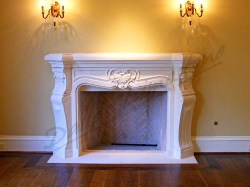 Austin-white-limestone-french-style-fire