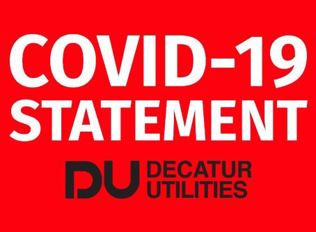 DU extends COVID-19 precautions