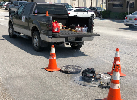 DU to begin sewer smoke testing 8/17