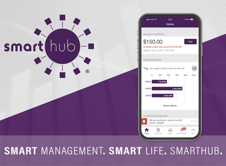 SmartHub gets new look