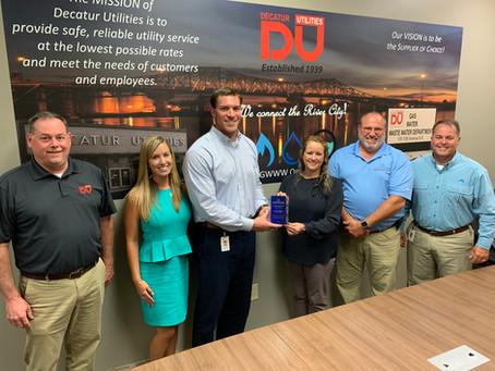 Young honored with award