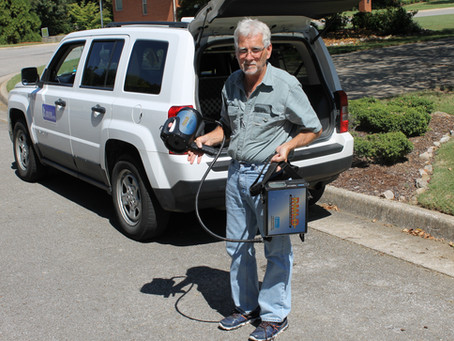 Natural Gas Leak Survey