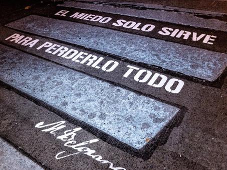 El Concejo y Grupo Olio llevan el pensamiento de Belgrano a los distritos de Rosario